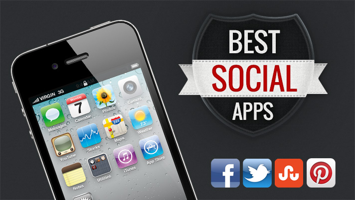 Best free social apps for iphone